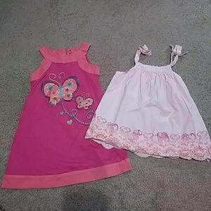 Girls dress lot